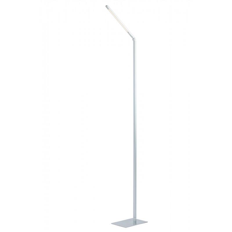 Nino Leuchten LED Stehleuchte Pipe, titan, H: 150 cm