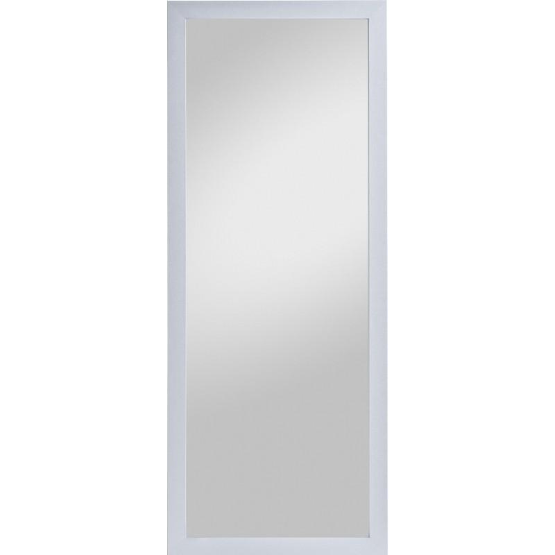 Rahmenspiegel Kathi, 66 x 166 cm, silber
