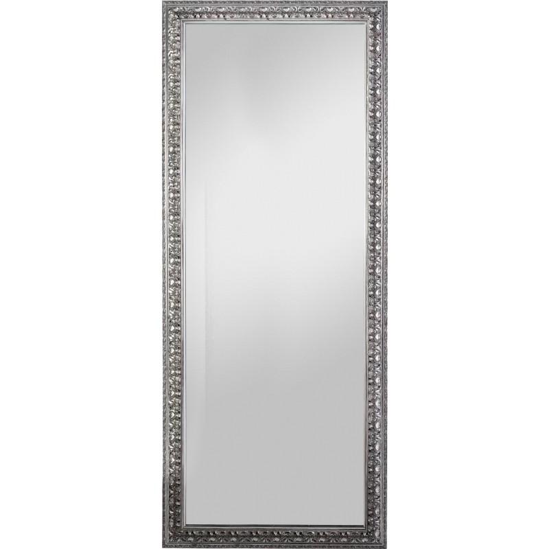 Rahmenspiegel Elena, 70 x 170 cm, altweiß