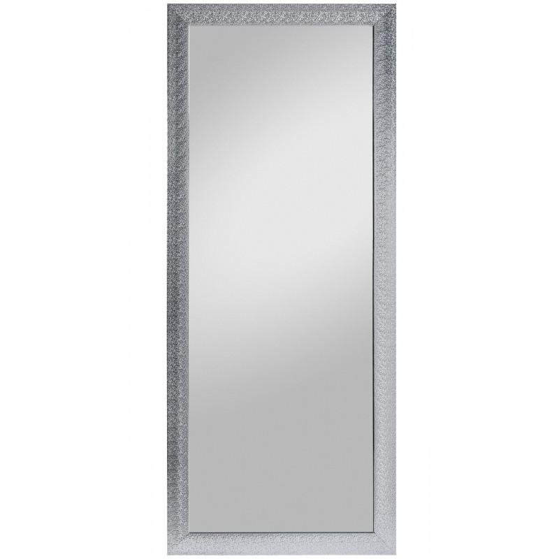 Rahmenspiegel Rosi, 70 x 170 cm, silber