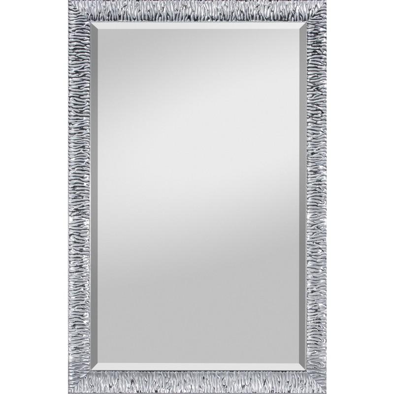 Rahmenspiegel Zora, 47 x 67 cm , chrom