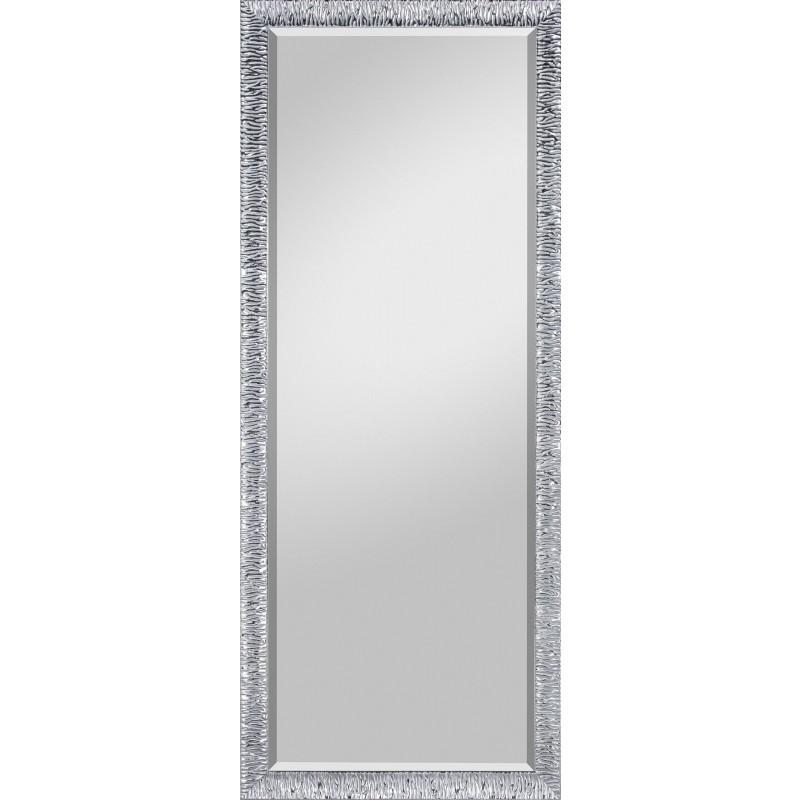 Rahmenspiegel Zora, 67 x 167 cm, chrom