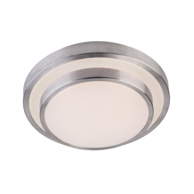 Nino Leuchten LED Deckenleuchte Tessy, titan, D: 28 cm