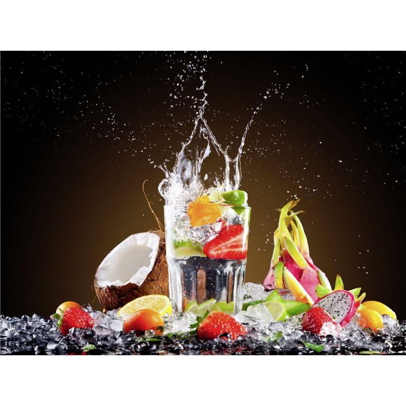 Leinwandbild: Fruits, 80 x 60 cm