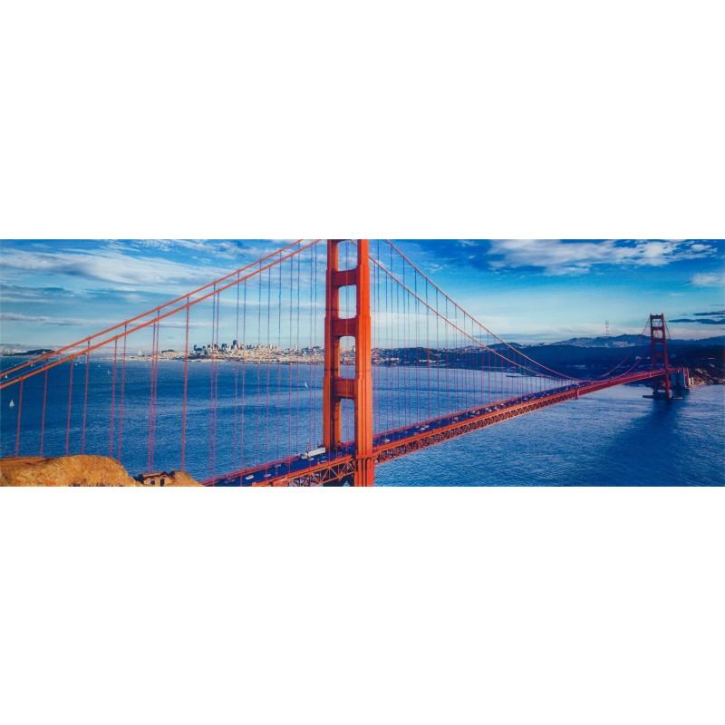 Glasbild BRÜCKE SAN FRANCISCO