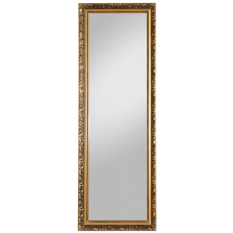 Rahmenspiegel Pius, 50 x 150 cm, gold