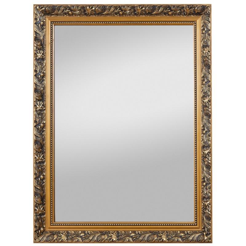 Rahmenspiegel Pius, 55 x 70 cm, gold