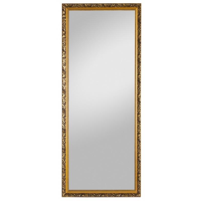 Rahmenspiegel Pius, 70 x 170 cm, gold
