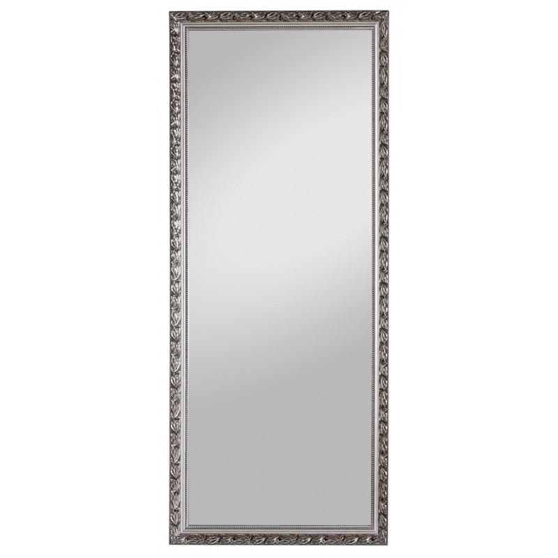 Rahmenspiegel Pius, 70 x 170 cm, silber