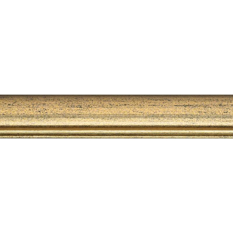 Nielsen Holz Wechselrahmen Ascot, 40 x 50 cm, Gold
