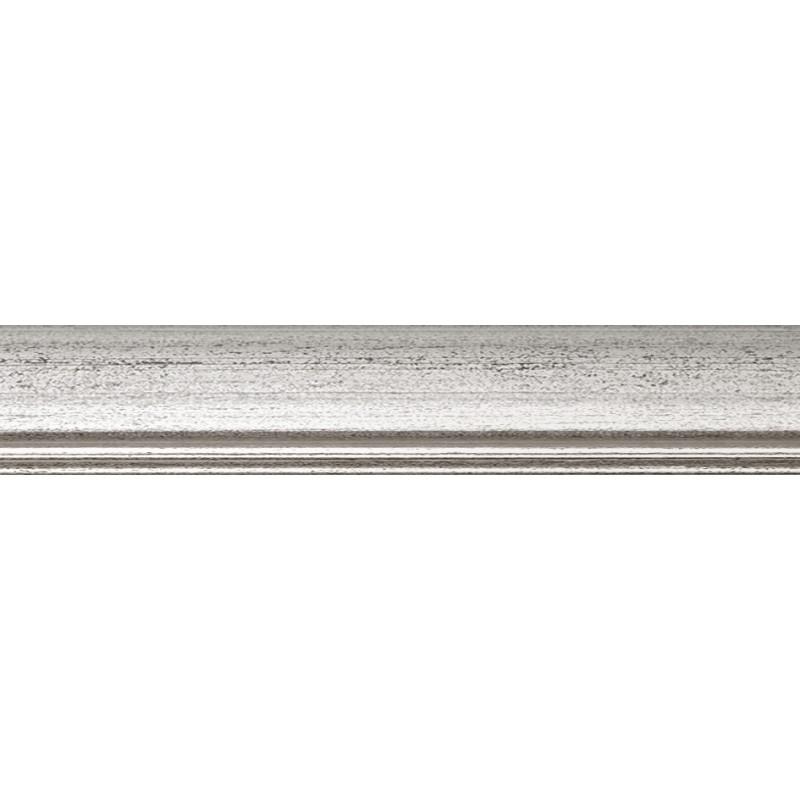 Nielsen Holz Wechselrahmen Ascot, 40 x 50 cm, Silber