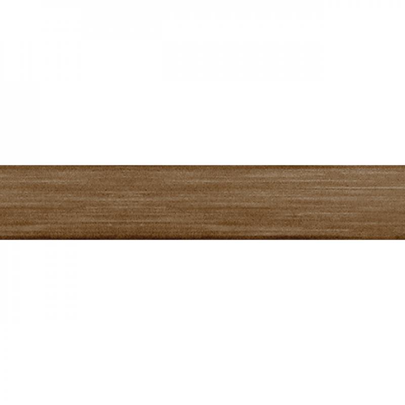 Nielsen Aluminium Wechselrahmen C2, 50 x 100 cm, Struktur Walnuss matt