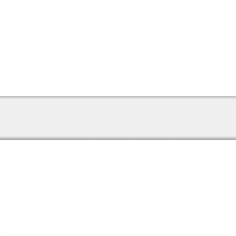 Nielsen Aluminium Wechselrahmen C2, 84,1 x 118,9 cm, Weiß glanz