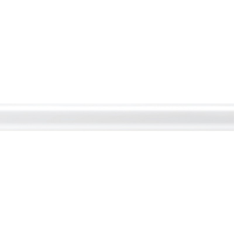 Nielsen Aluminium Wechselrahmen Classic, 60 x 60 cm, Weiss glanz