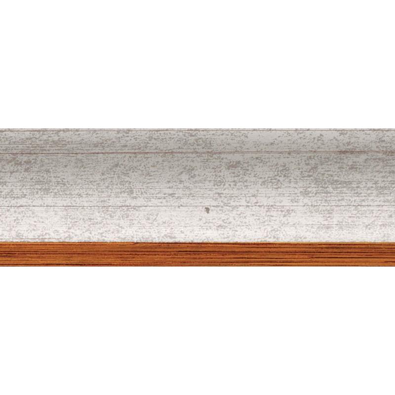 Nielsen Holz Wechselrahmen Derby, 50 x 70 cm, Silber