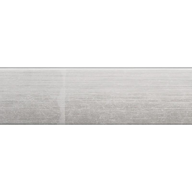 Nielsen Holz Wechselrahmen Essential, 50 x 60 cm, Silber auf Anthrazit