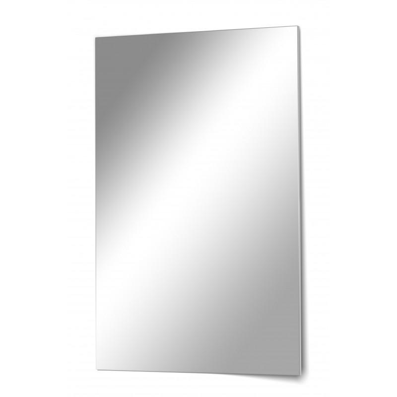 Homestyle Rahmenloser Kristallspiegel 40 x 60 cm badezimmerspiegel rahmenlos kristallglas spiegel
