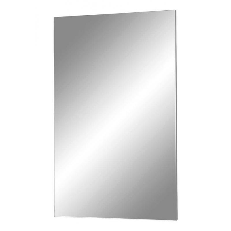Rahmenloser Kristallspiegel, 40 x 60 cm