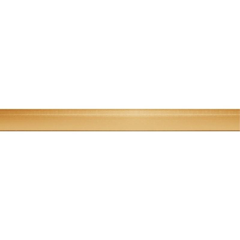 Nielsen Aluminium Wechselrahmen Pixel, 50 x 70 cm, Gold
