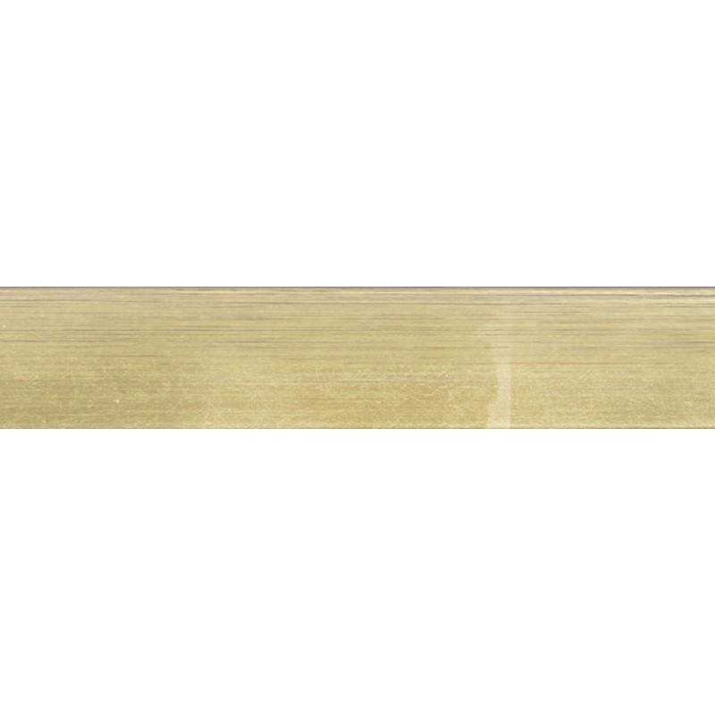 Nielsen Holz Wechselrahmen Quadrum, 25 x 60 cm, Gold, mit Passepartout für 4 x 10x15 cm