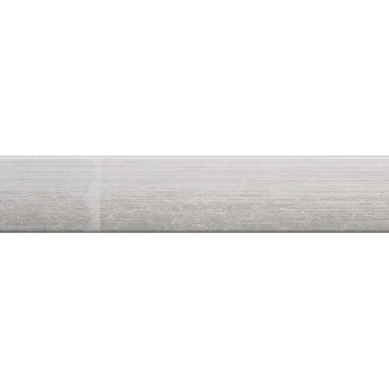 Nielsen Holz Wechselrahmen Quadrum, 25 x 60 cm, Silber Anthrazit, mit Passepartout für 4 x 10x15 cm