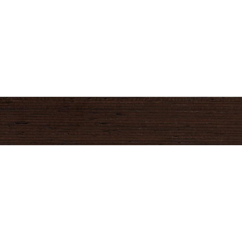 Nielsen Holz Wechselrahmen Quadrum, 25 x 60 cm, Wenge, mit Passepartout für 4 x 10x15 cm