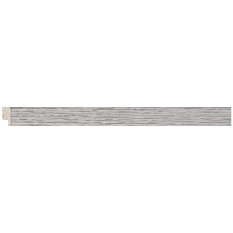 Nielsen Holz Wechselrahmen Quadrum, 21 x 29,7 cm, Zementgrau