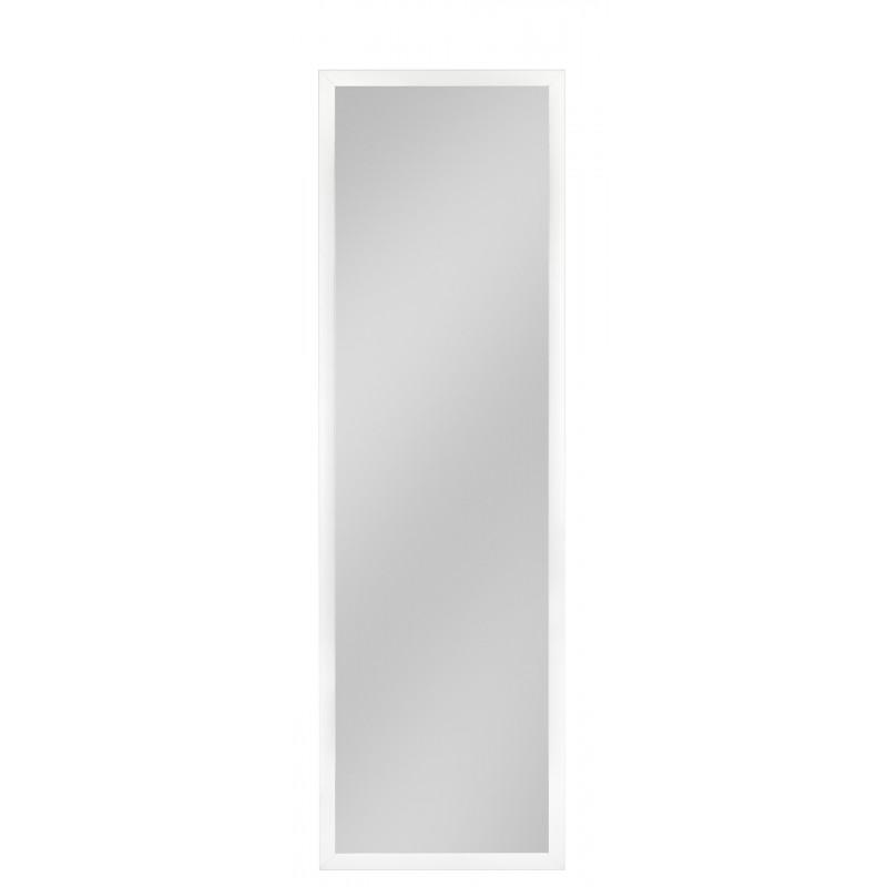 Rahmenspiegel Jonas, 45 x 144 cm, weiß