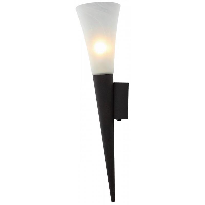Nino Leuchten LED-Wandleuchte 1-flg. Raduz, rost, H: 50 cm