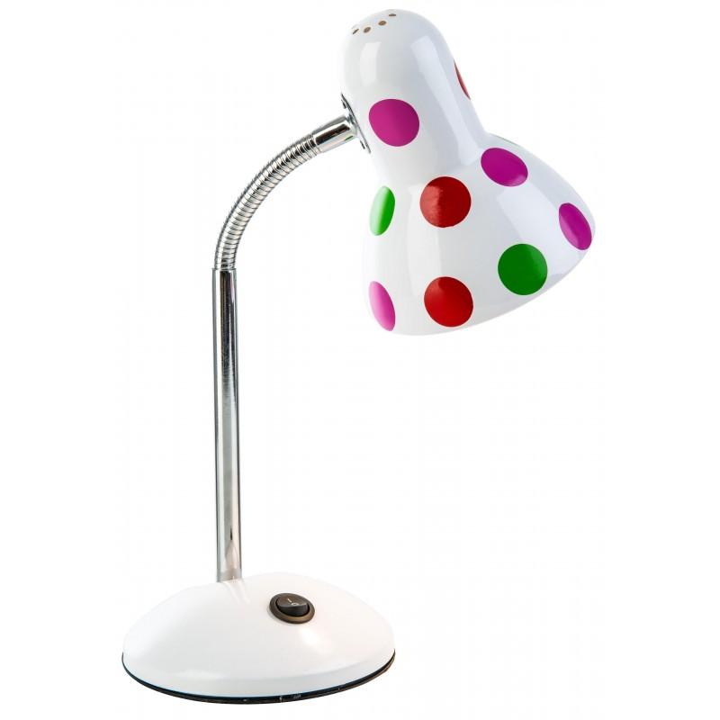 Nino Leuchten Tischleuchte 1-flg. Pointer, weiss, H: 32 cm
