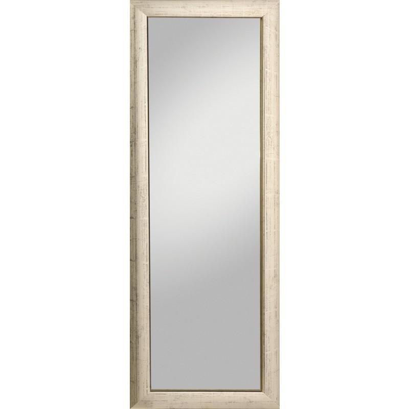 Rahmenspiegel Alino, 52 x 142 cm, silber
