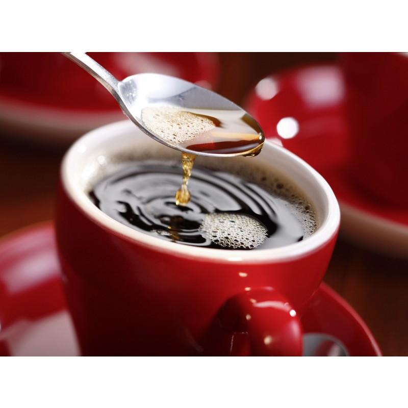 Leinwandbild: Cup of Coffee, 40 x 30 cm