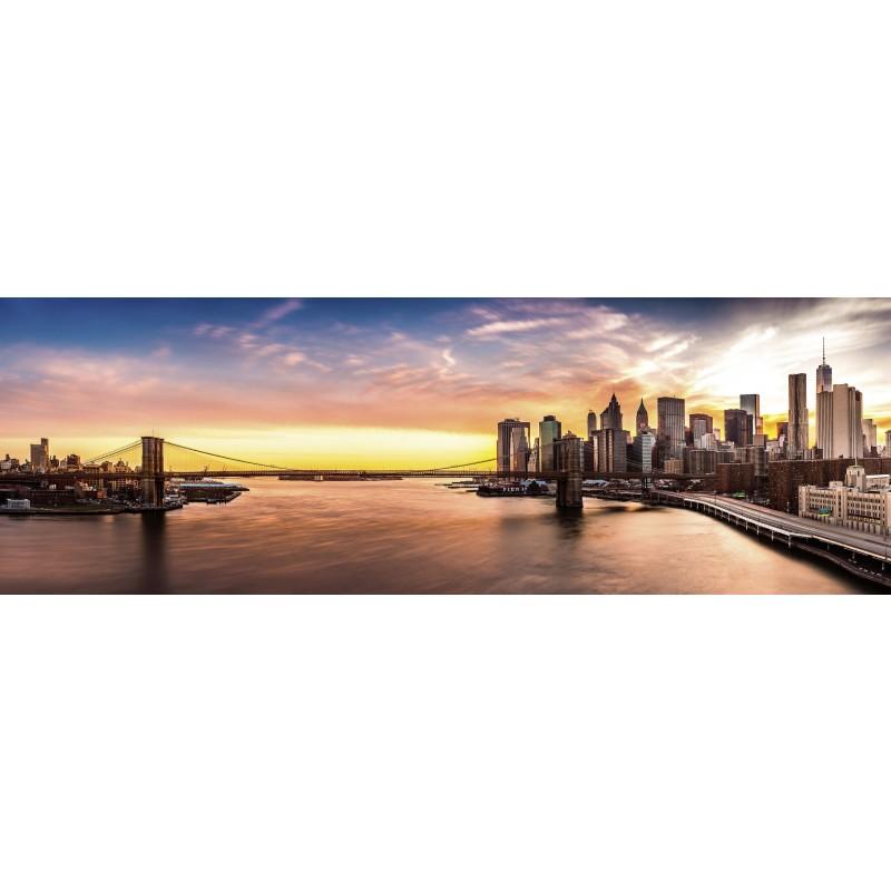 Leinwandbild: Sunrise, 150 x 50 cm