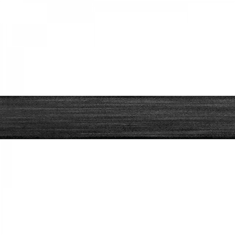 Nielsen Aluminium Wechselrahmen C2, 50 x 100 cm, Struktur Schwarz matt