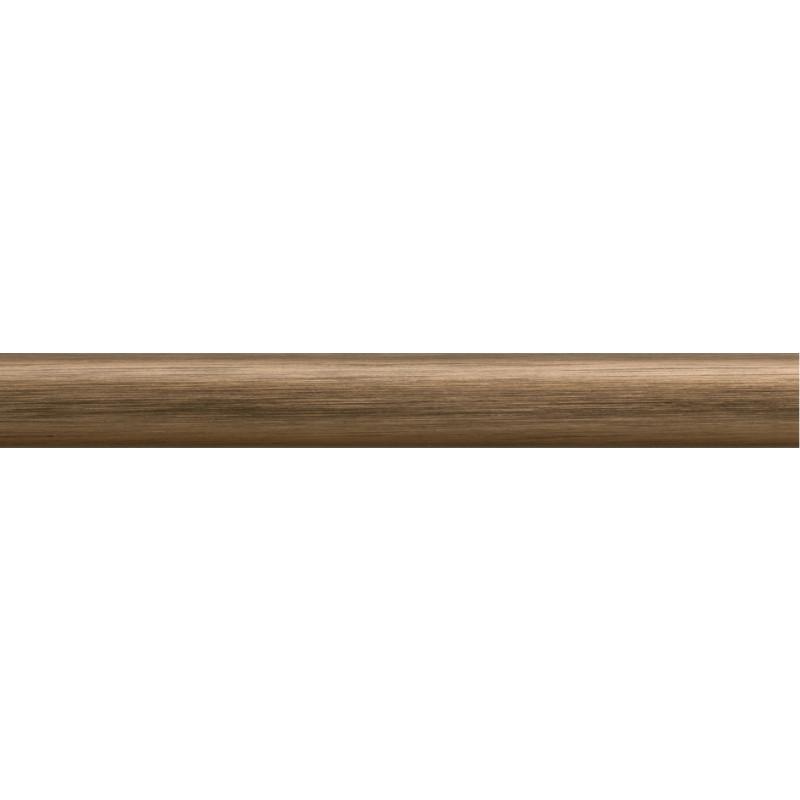 Nielsen Aluminium Wechselrahmen Classic, 60 x 60 cm, Struktur Walnuß