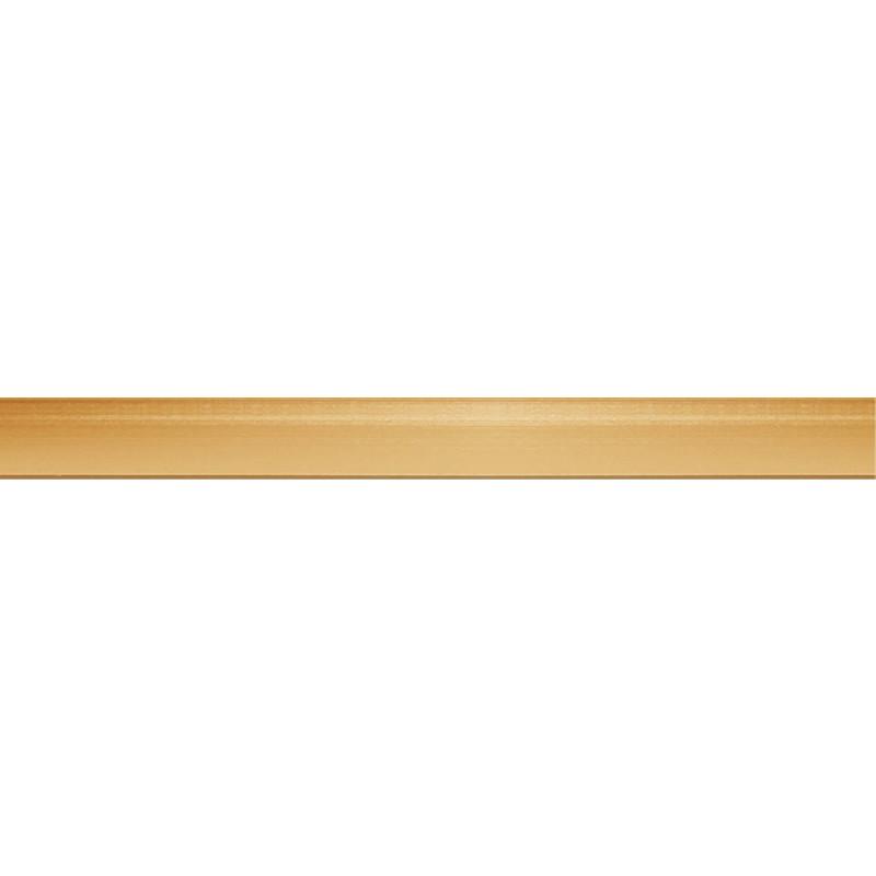 Nielsen Aluminium Wechselrahmen Pixel, 30 x 40 cm, Gold