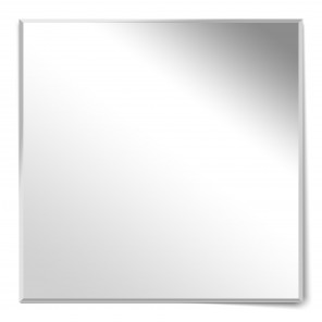 Homestyle Rahmenloser Facettenspiegel 80 x 80 cm