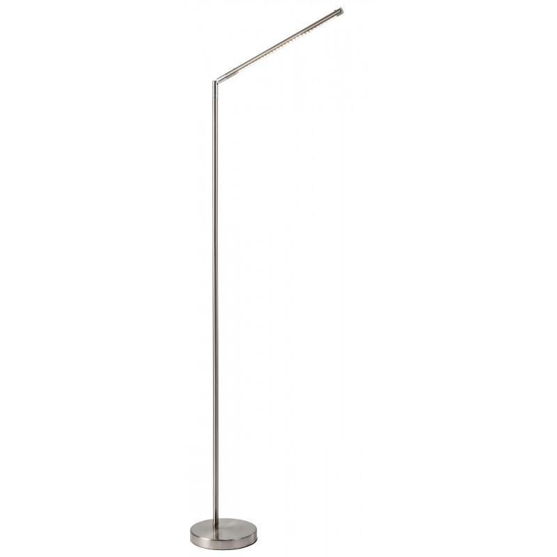 Nino Leuchten LED Stehleuchte Stilo, nickel, H: 160 cm