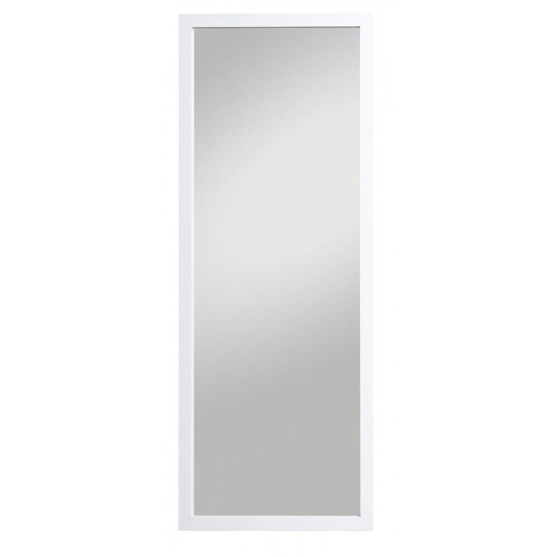 Rahmenspiegel Kathi, 66 x 166  cm, weiß