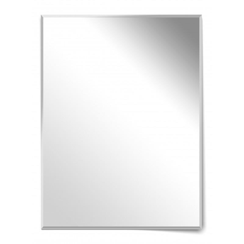 Your Homestyle Rahmenloser Facettenspiegel 60 x 80 cm