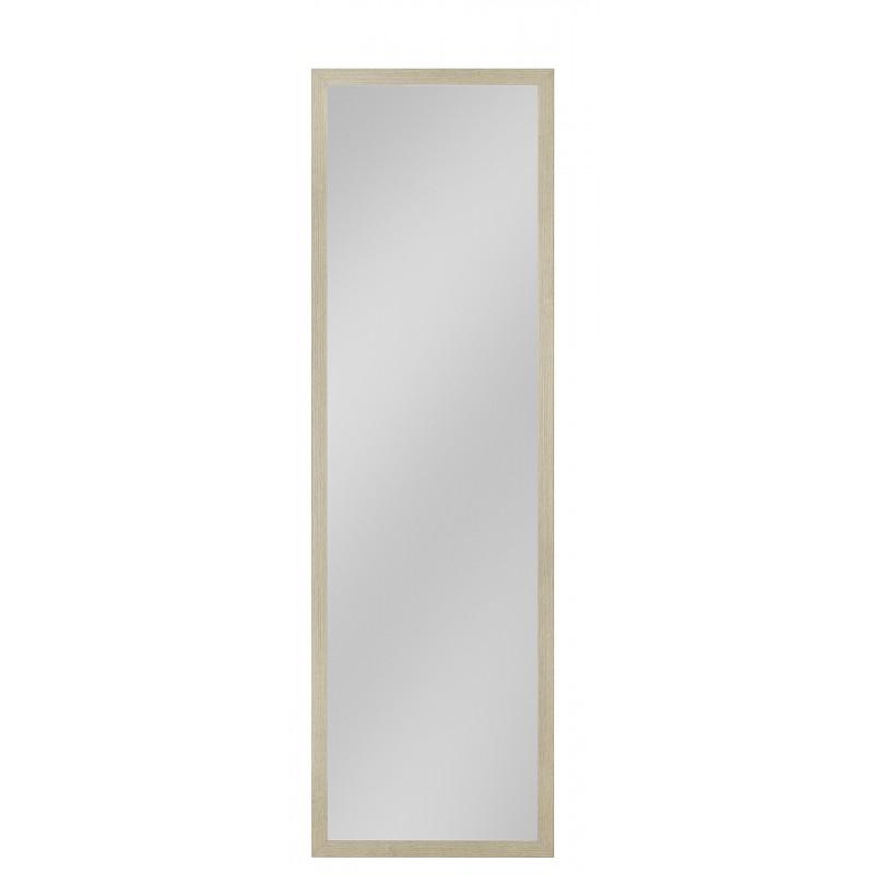 Rahmenspiegel Julia, 45 x 144 cm, Eiche hell